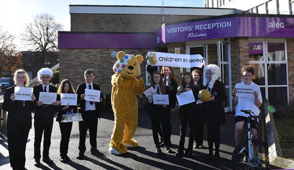 Children in Need Week 2016