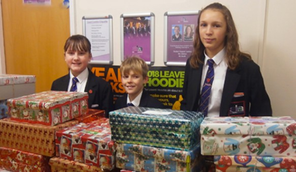 Christmas Box Appeal 2017