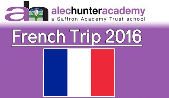 French Trip 2016 - Blog
