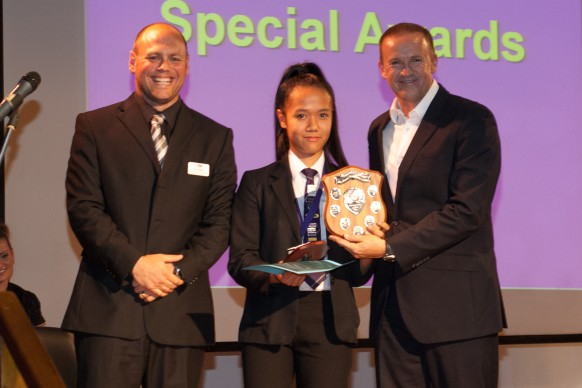 Sports Awards Evening 2014