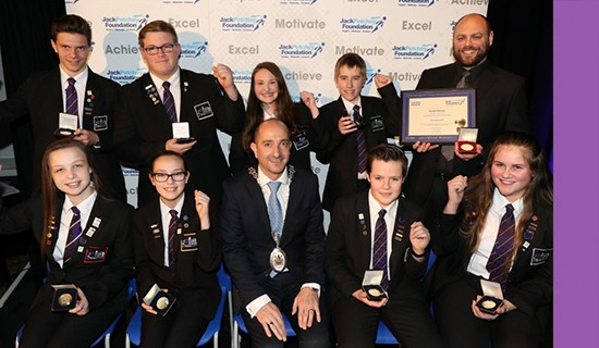 Jack Petchey Ceremony 2017