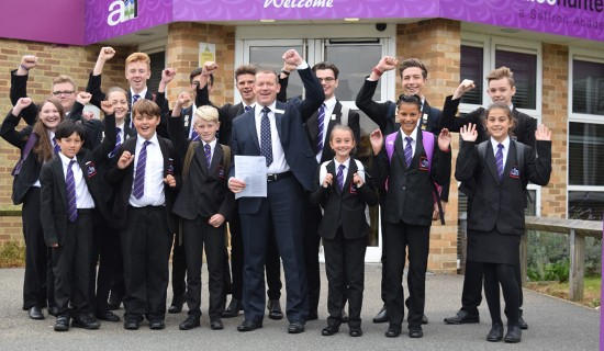Alec Hunter Academy OFSTED Report