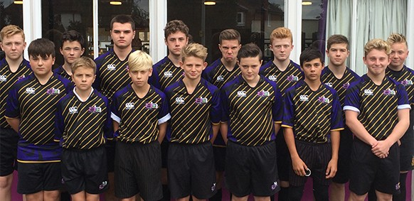 Essex Schools Under 14 World Cup 10-a-side Tournament at New Hall School – 16/9/15