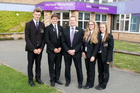 Student Leadership Team Appointed