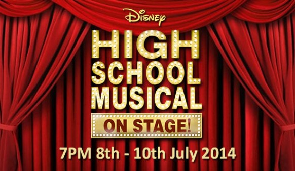 Disney's High School Musical on Stage! comes to life at Alec Hunter Academy.
