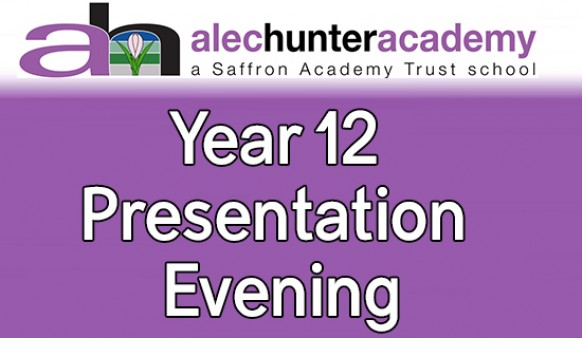 Year 12 Presentation Evening